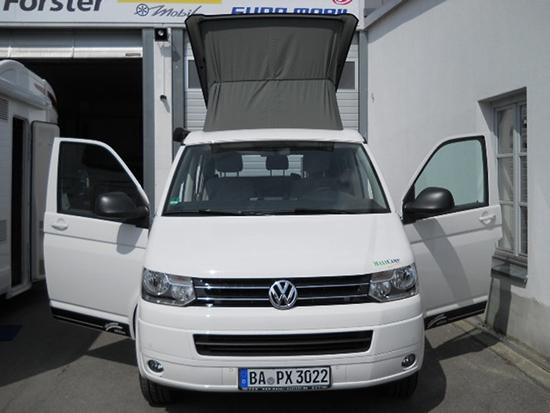 Camper in  Saarland