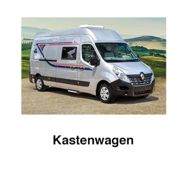 Kastenwagen mieten aus  Österreich