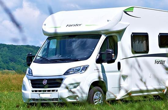 Verkauf von Reisemobilen für  Thüringen