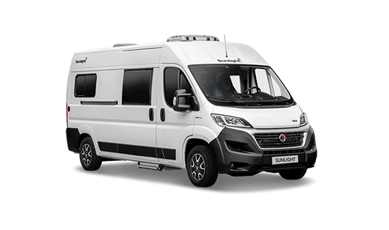Vermietung von Campingbussen für  Thüringen