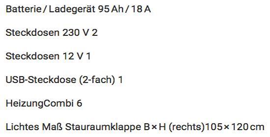 günstige Wohnmobile für  Kaiserslautern