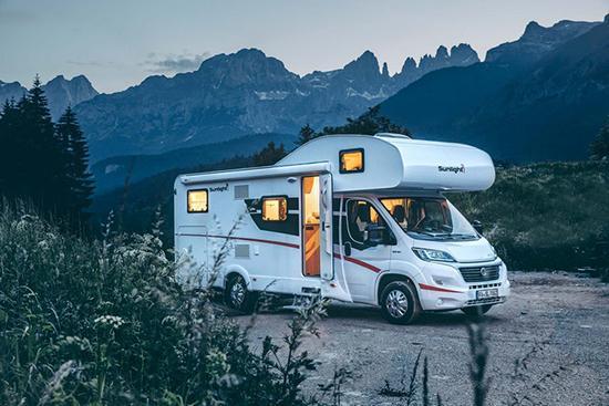 welcher Campingbus passt zu mir für  Österreich